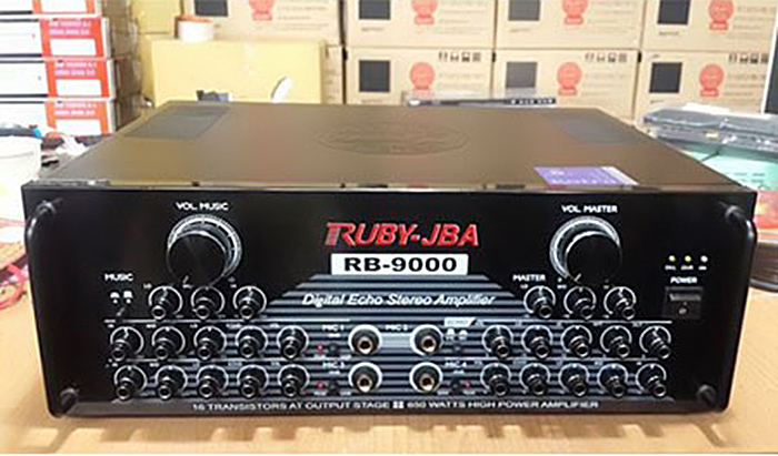 Âm ly Ruby JBA RB-9000