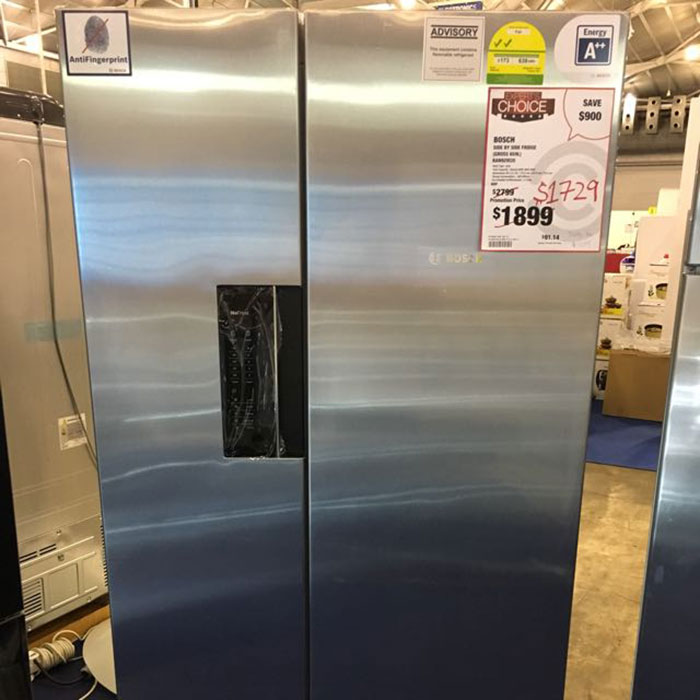 Tủ lạnh Bosch KAN92VI35 side by side