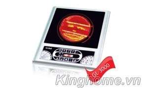 Bếp hồng ngoại halogen Gali GL-3000