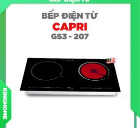 Bếp điện từ Capri GS3-207