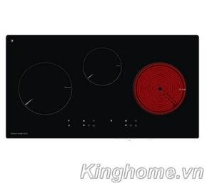 Bếp hồng ngoại điện từ ba Canzy CZ 400-3GES