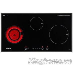 Bếp hồng ngoại điện từ ba Taka IR3ND