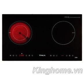 Bếp hồng ngoại điện từ Taka IR2B