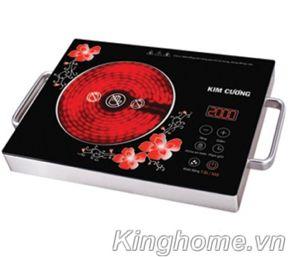 Bếp hồng ngoại Kim Cương KC-602
