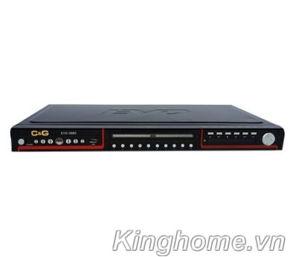 Đầu đĩa Ruby EVD-388D