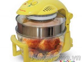 Lò nướng thủy tinh Khaluck KL-618