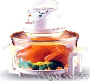 Lò nướng thủy tinh Khaluck KL-658