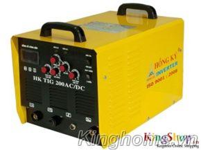 Máy hàn điện Hồng Ký Inverter HK TIG 200 - 220V (AC/DC)