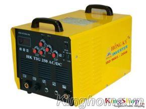 Máy hàn điện Hồng Ký Inverter HK TIG 250 - 220V (AC/DC)