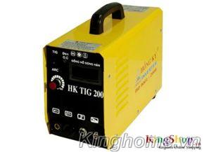 Máy hàn điện Hồng Ký Inverter HK TIG 200-220V-PK