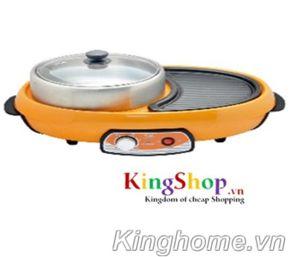 Bếp lẩu nướng Homemax HMNL-JQH-100/40