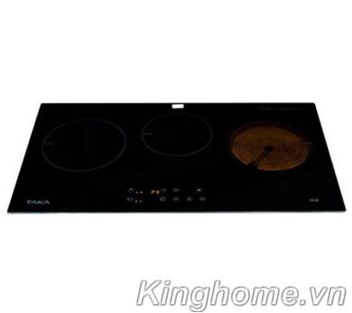 Bếp hồng ngoại điện từ ba Taka IR3B