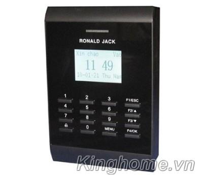 Máy chấm công thẻ từ Ronald Jack SC403