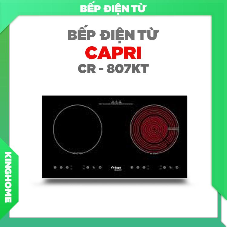 Bếp điện từ Capri CR-807KT