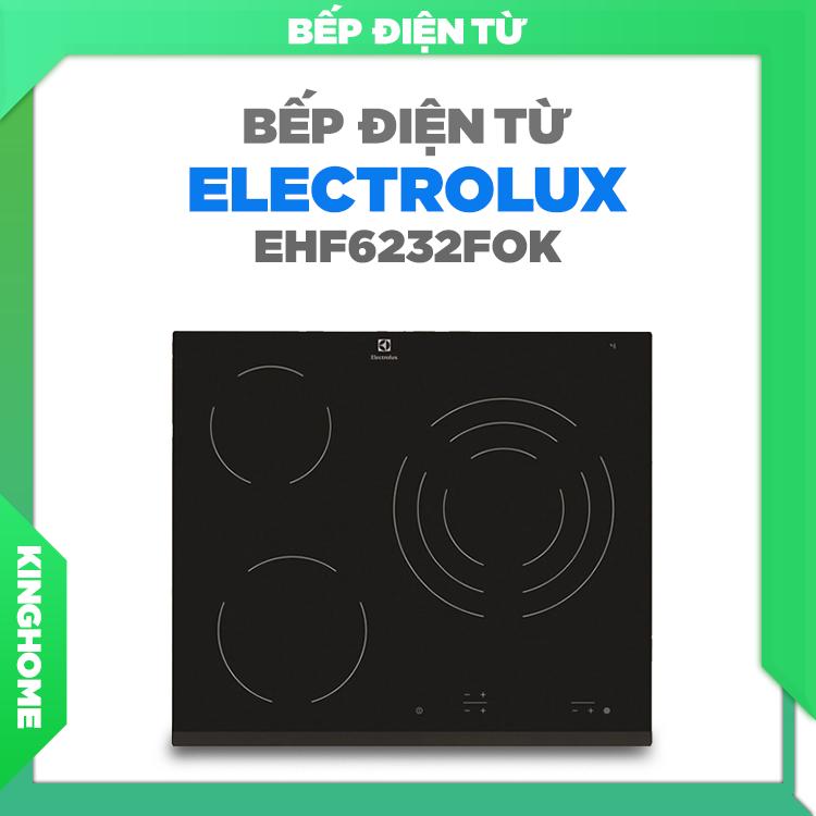 Bếp điện từ âm Electrolux EHF6232FOK
