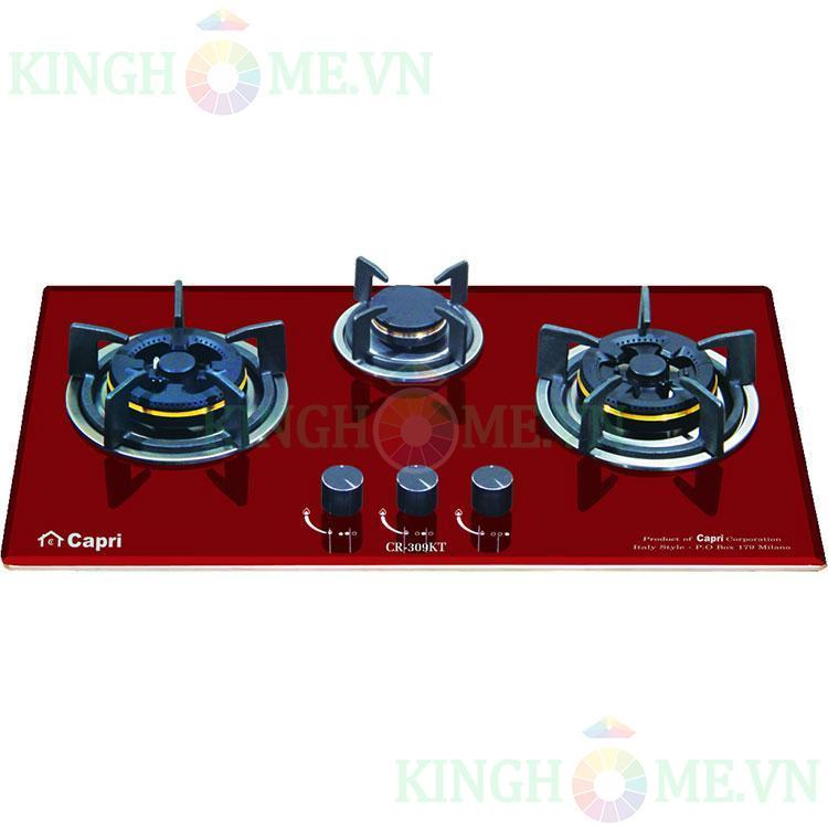 Bếp gas âm Capri CR-309KT (RED)