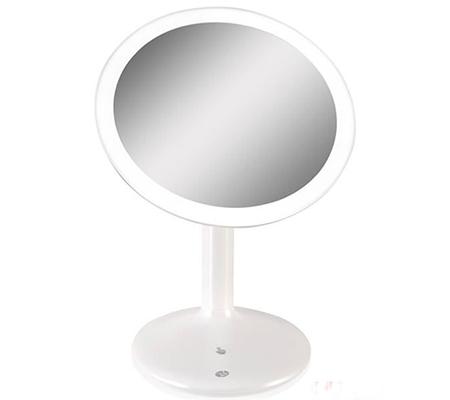 Gương tròn trang điểm gắn đèn Led Rio MMTS