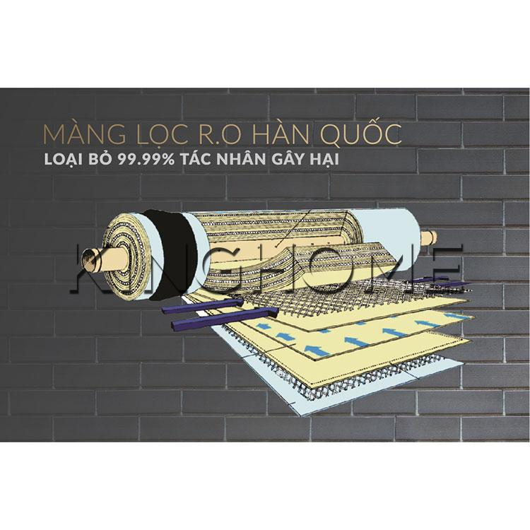 Máy lọc nước RO nóng lạnh Sunhouse SHA76213CK