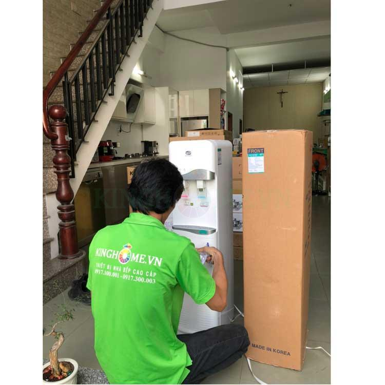 Máy lọc nước uống nóng lạnh CNC CNC9000NANO